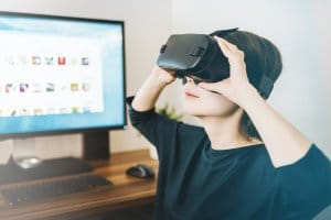 virtual reality in recruitment