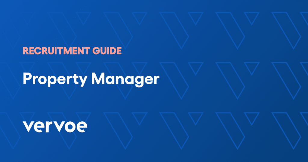Property manager recruitment guide