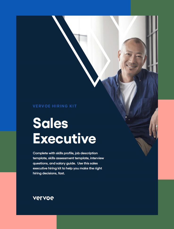 Hiring kit - sales executive 2