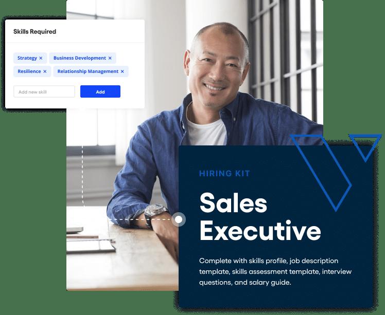 Sales executive hiring kit 1