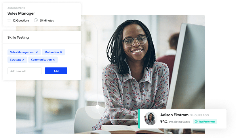 Vervoe's diversity and inclusion software
