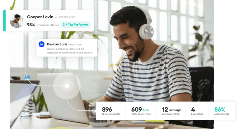Vervoe's recruitment software for startups