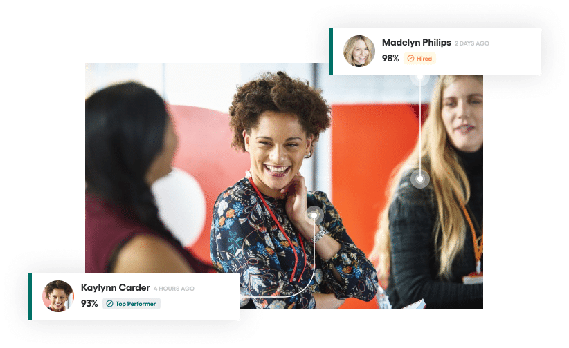 Vervoe's marketing assessment tools