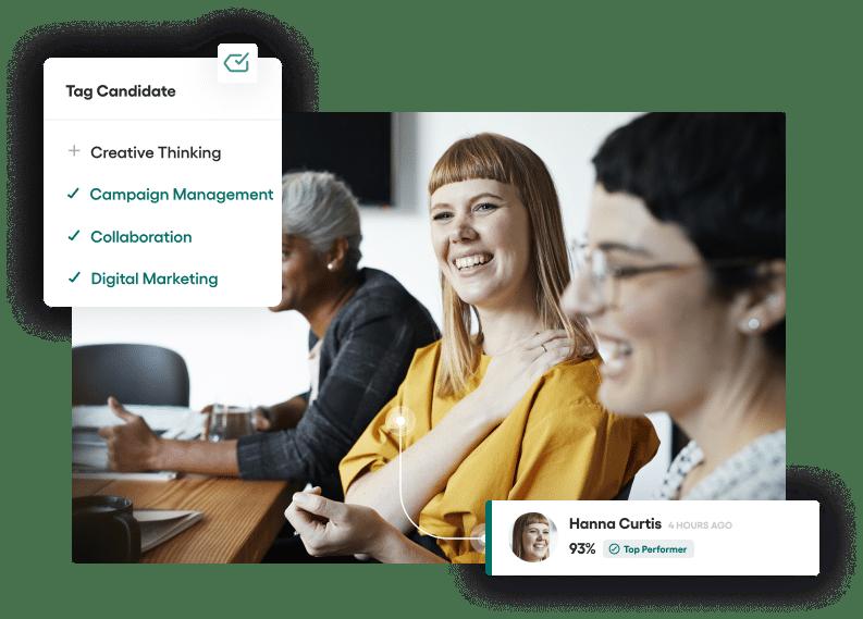 Vervoe's marketing skills assessment tool