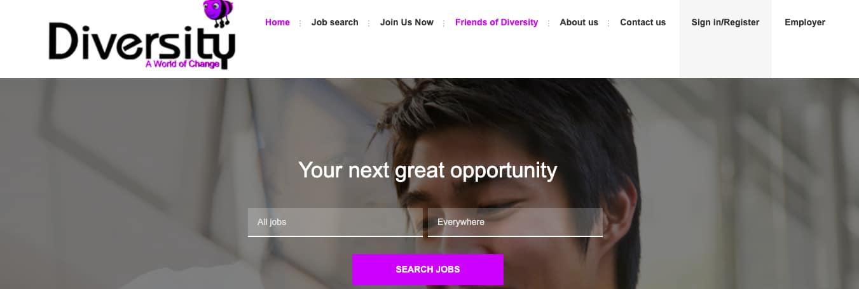 Diversity. Com diversity and inclusion job board