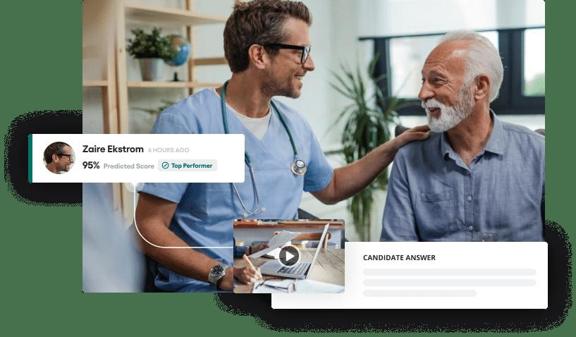 Healthcare recruiting software