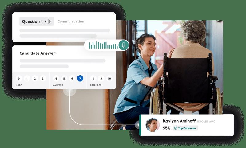 Healthcare recruitment software