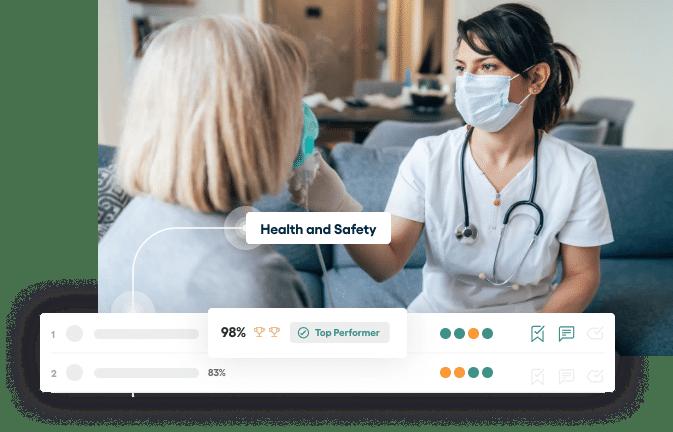 Physician recruiting software