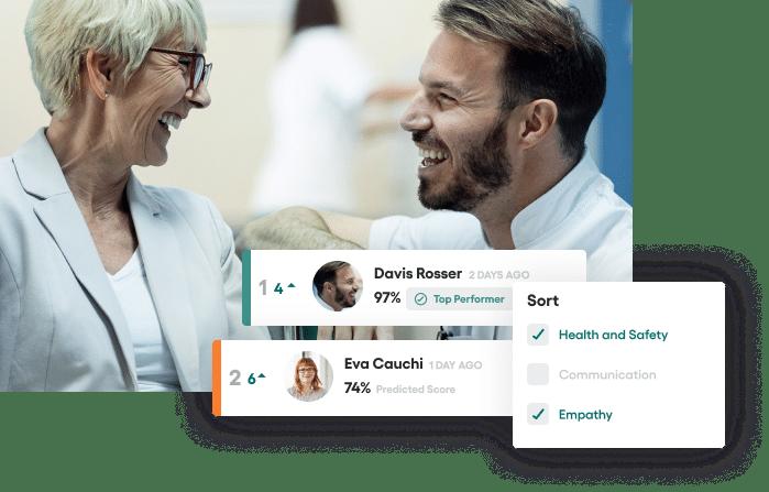 Physician recruitment software