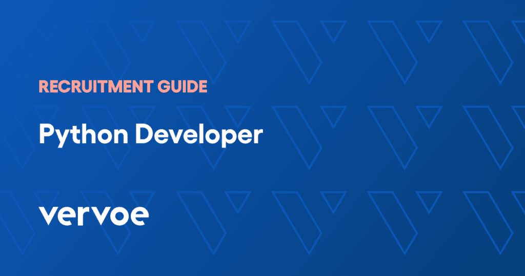 Python developer recruitment guide