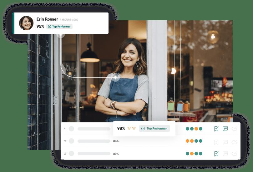 Retail recruitment software