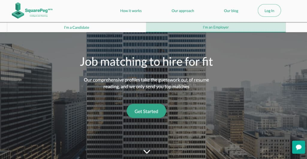 Targeted sourcing tools squarepeg