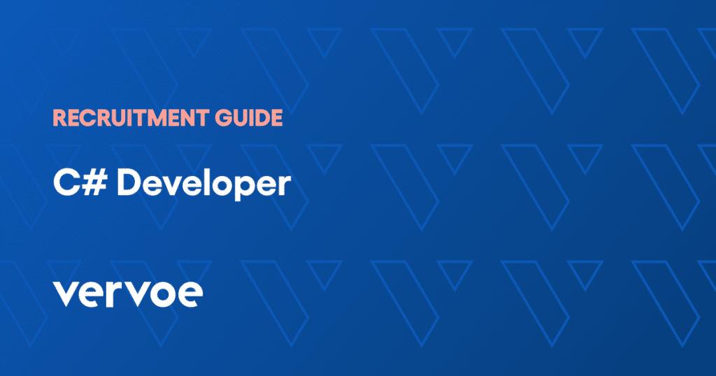 C# developer recruitment guide