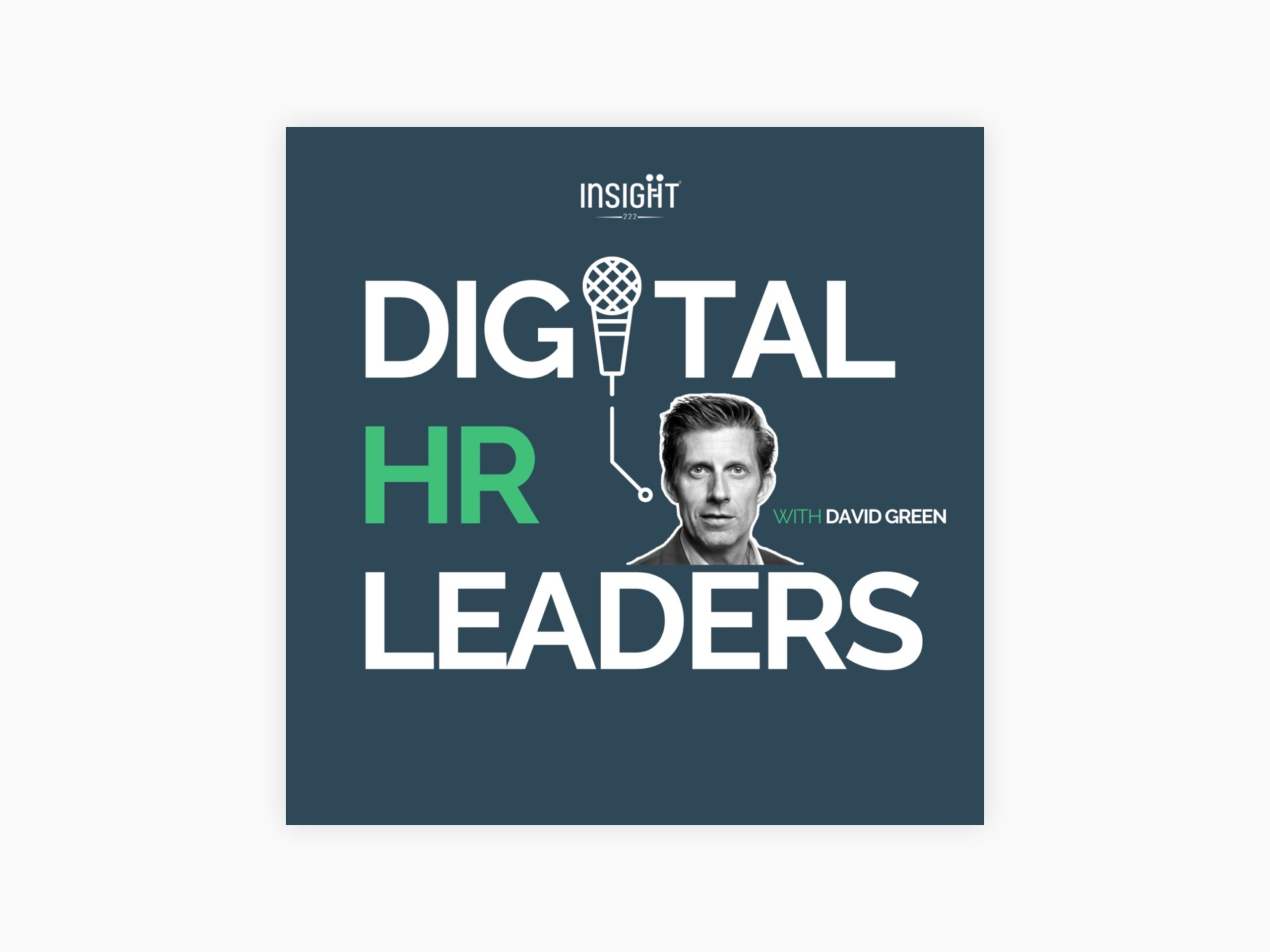 Cover art for digital hr leaders with david green
