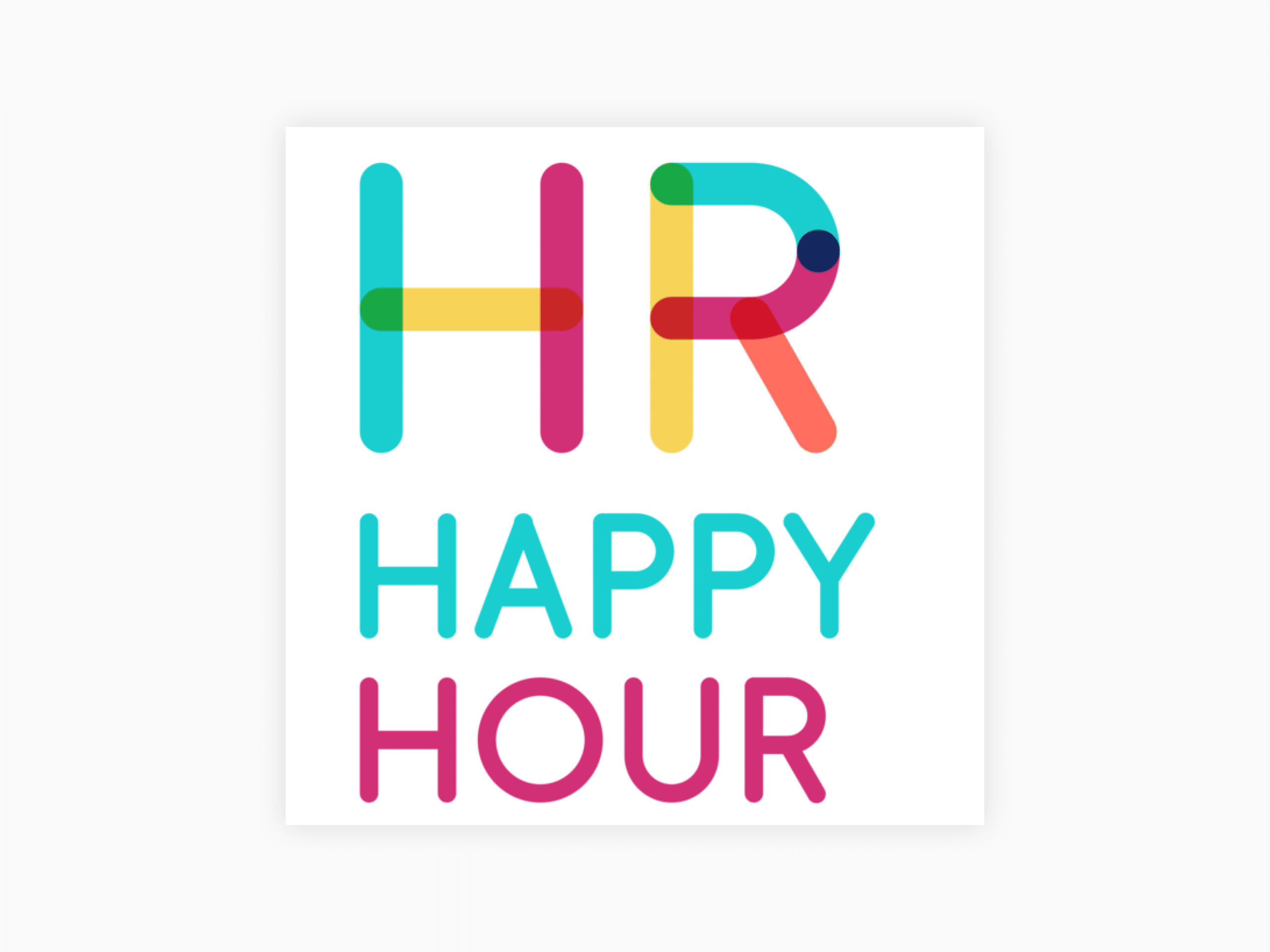 Cover art for hr happy hour