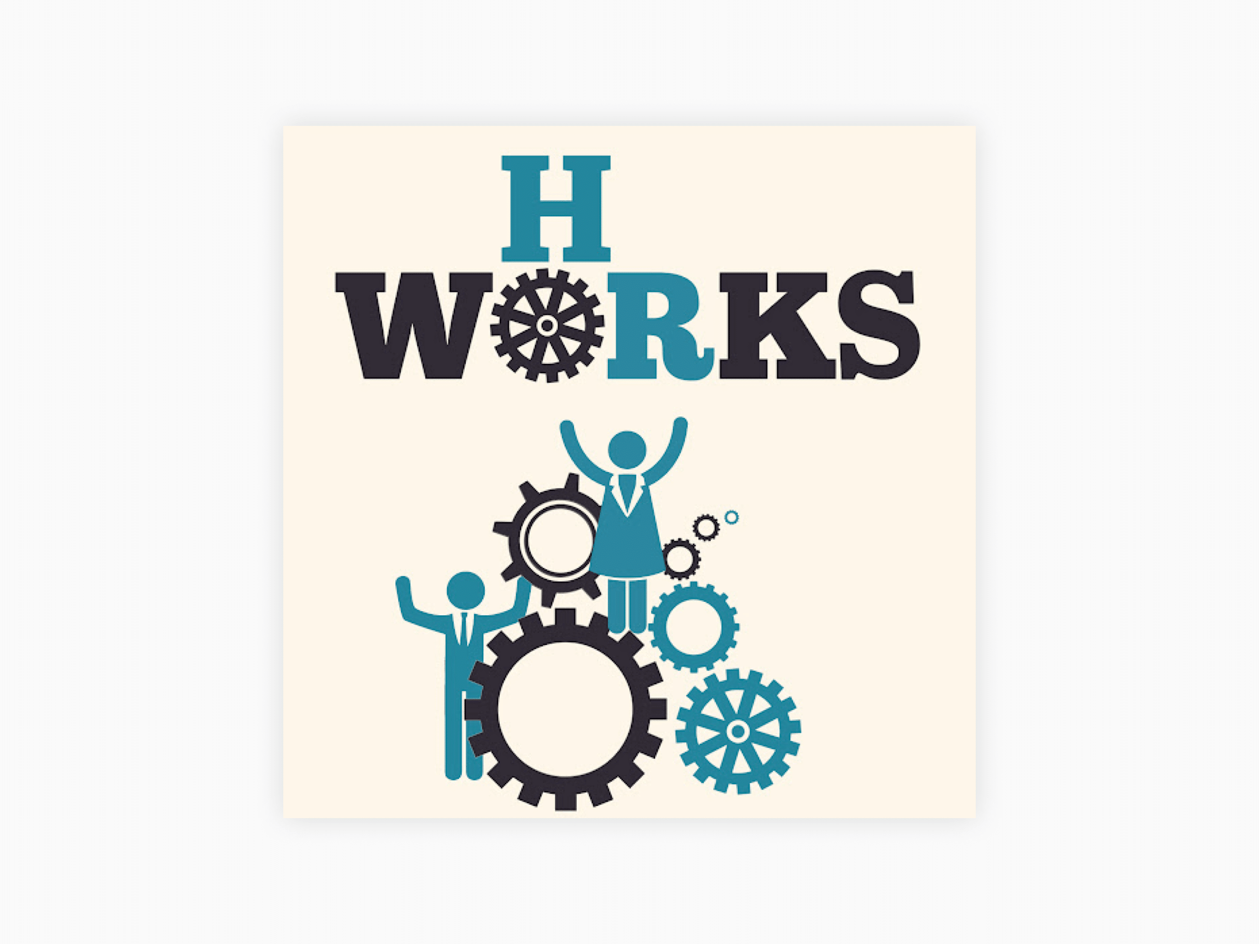 Cover art for hr works: the podcast for human resources