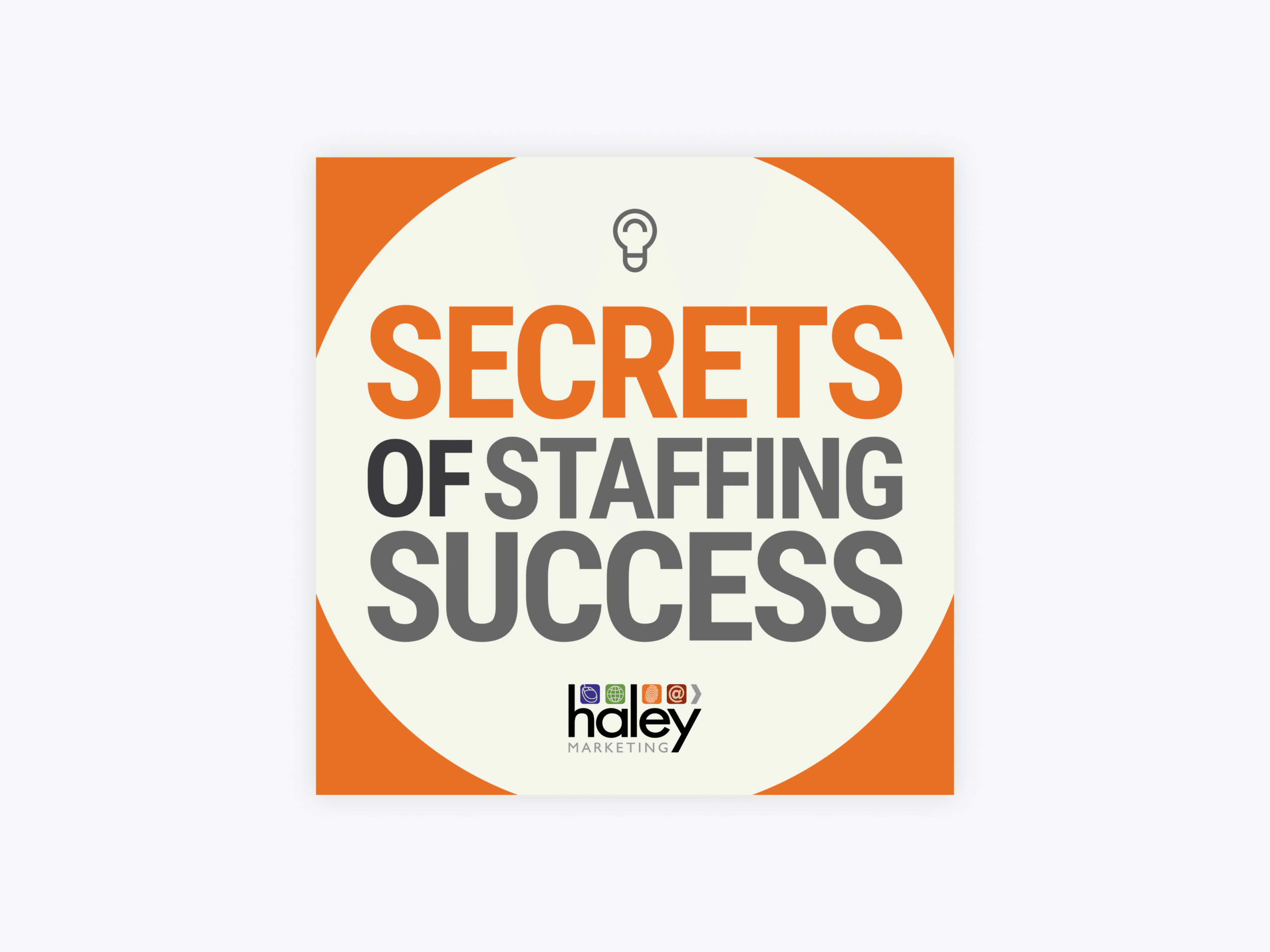 Cover art for secrets of staffing success