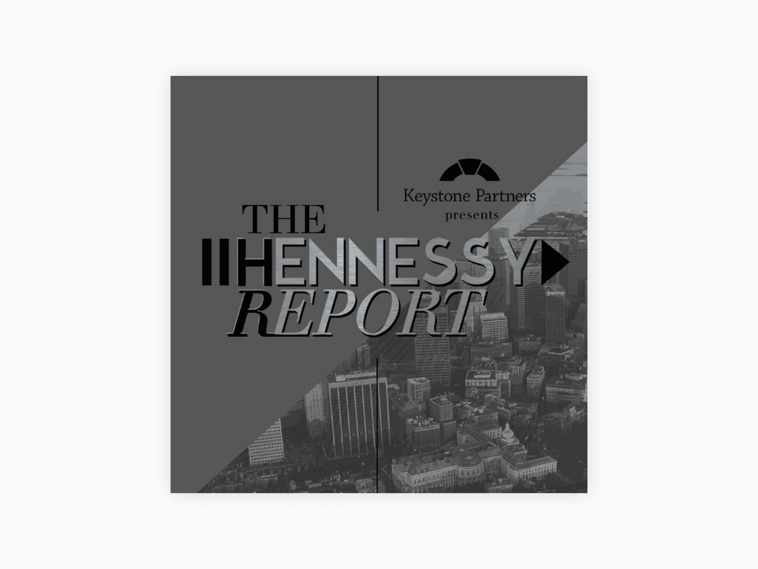 Cover art for the hennessy report