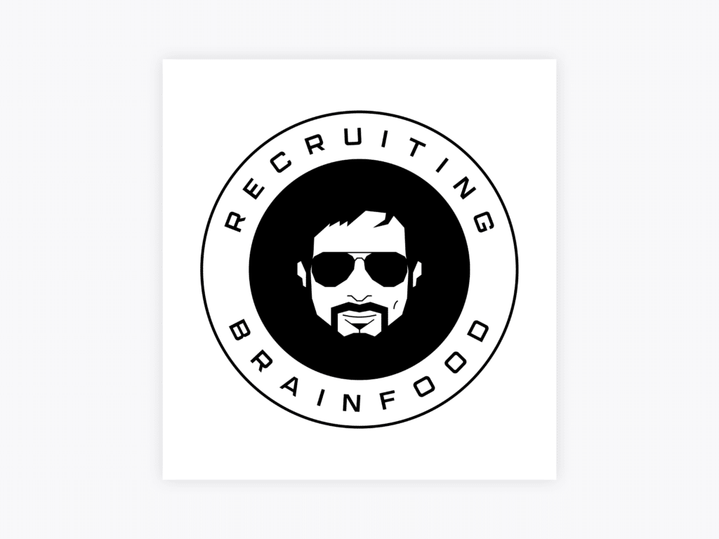 Cover art for the recruiting brainfood podcast